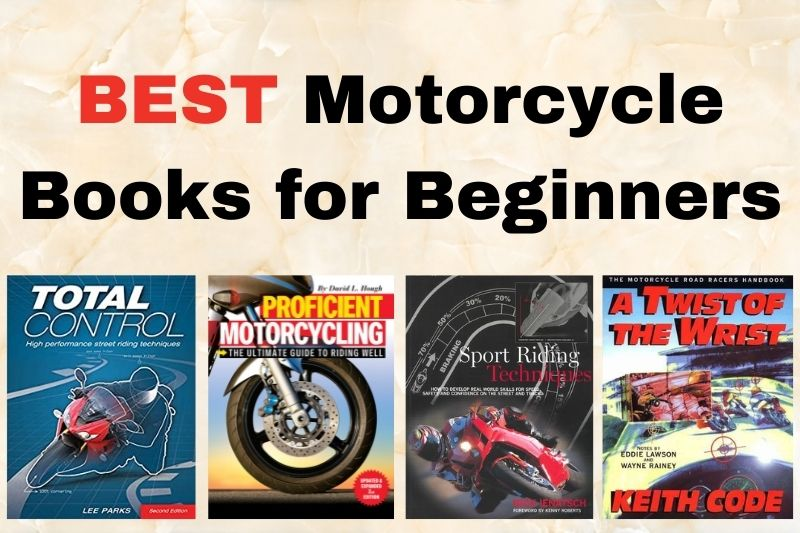 Top Motorcycle Books for Beginners